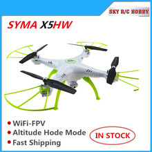 Original Syma X5HW 2.4G RC Quadcopter Drone Helicopter Wifi Transmission Camera Altitude Hold Air pressure Mode