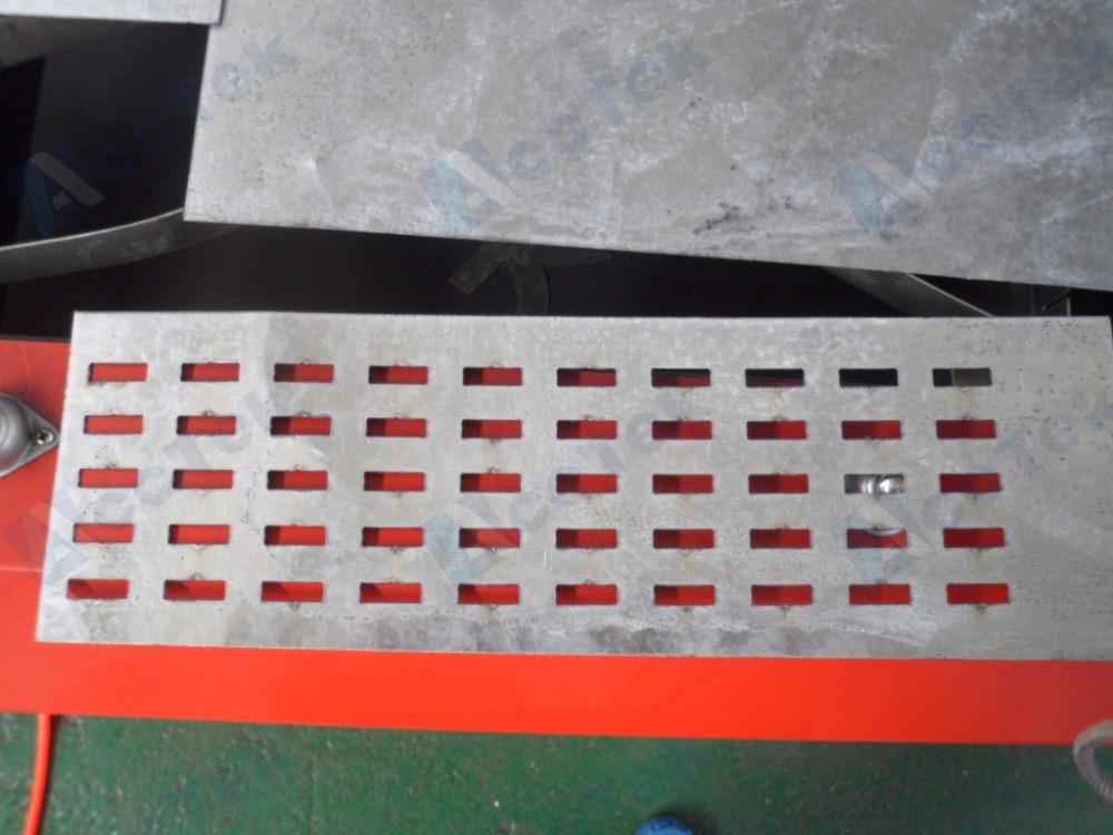 cnc plasma cutting metal machine sample