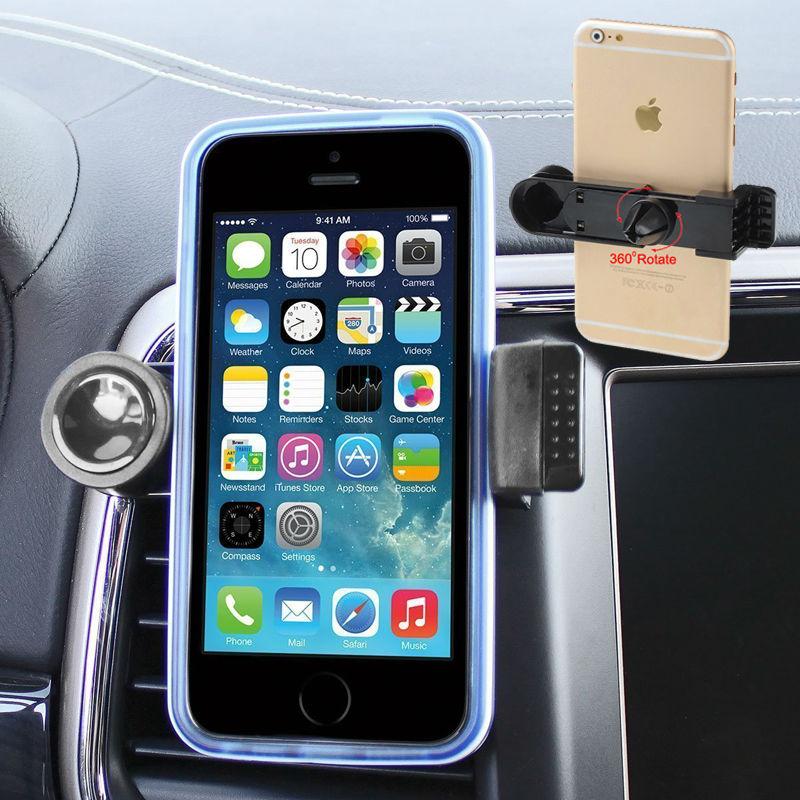 Car Air Vent Mount Holder Huawei G8 / Ascend G7 / Mate S Suporte Para Celular Huawei P9 P8 Lite P7 P6 P2 G630 G700 G610
