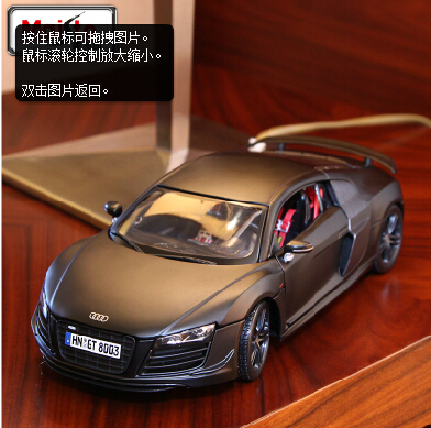 Meritor Figure 1:18 alloy car model simulation car model sports car factory(China (Mainland))