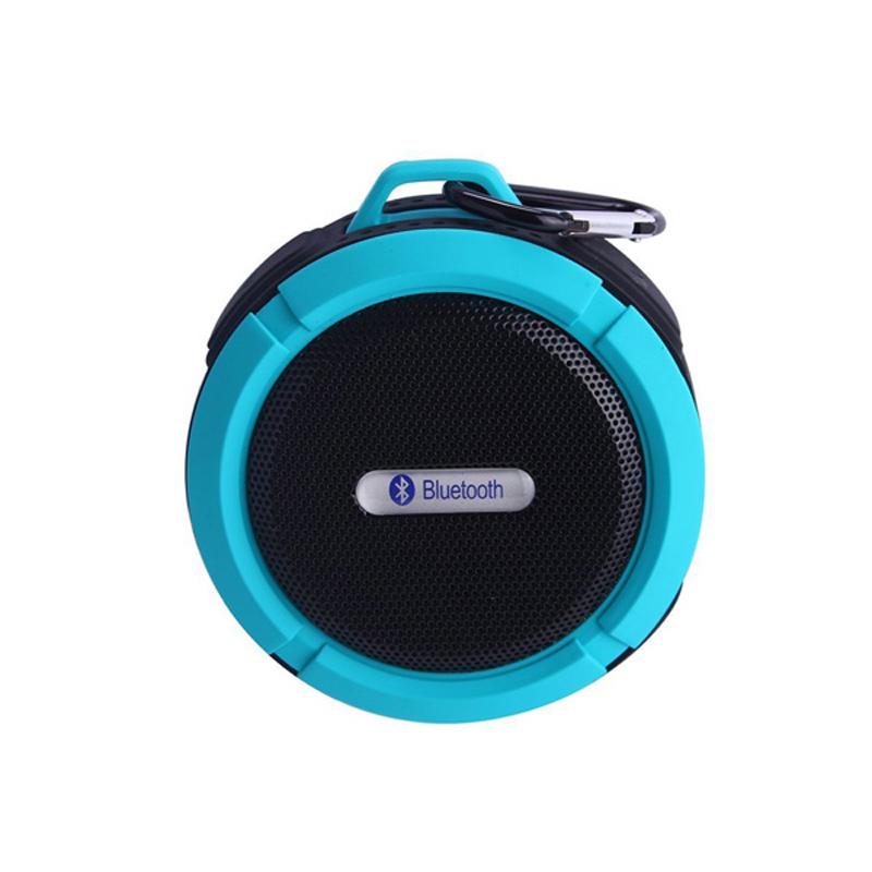 Symrun Micro Smart Speaker Factory Supplier 10W Outdoor Waterproof Portable Bluetooth Speaker(China (Mainland))