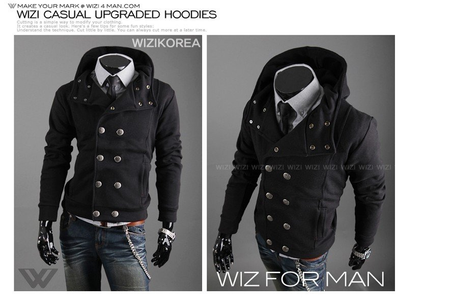 Cool Jackets Hoodies - Trendy Clothes