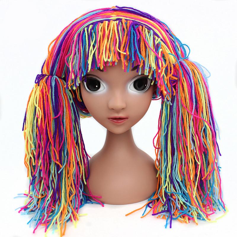 Yarn Wigs For Sale 26