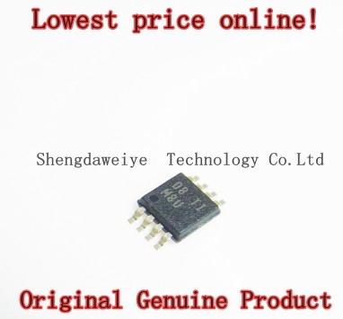 Original Genuine Product LM393ADGKR LM393ADG LM393 MSOP8 Main Business IC Integrated Circuit - Shenzhen Shengda Weiye Technology Co. Ltd. store