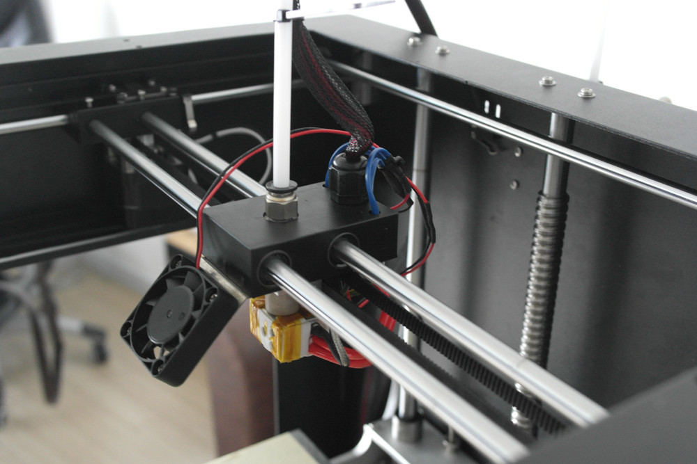 H-bot 3d принтер каркас делаем своими руками 36