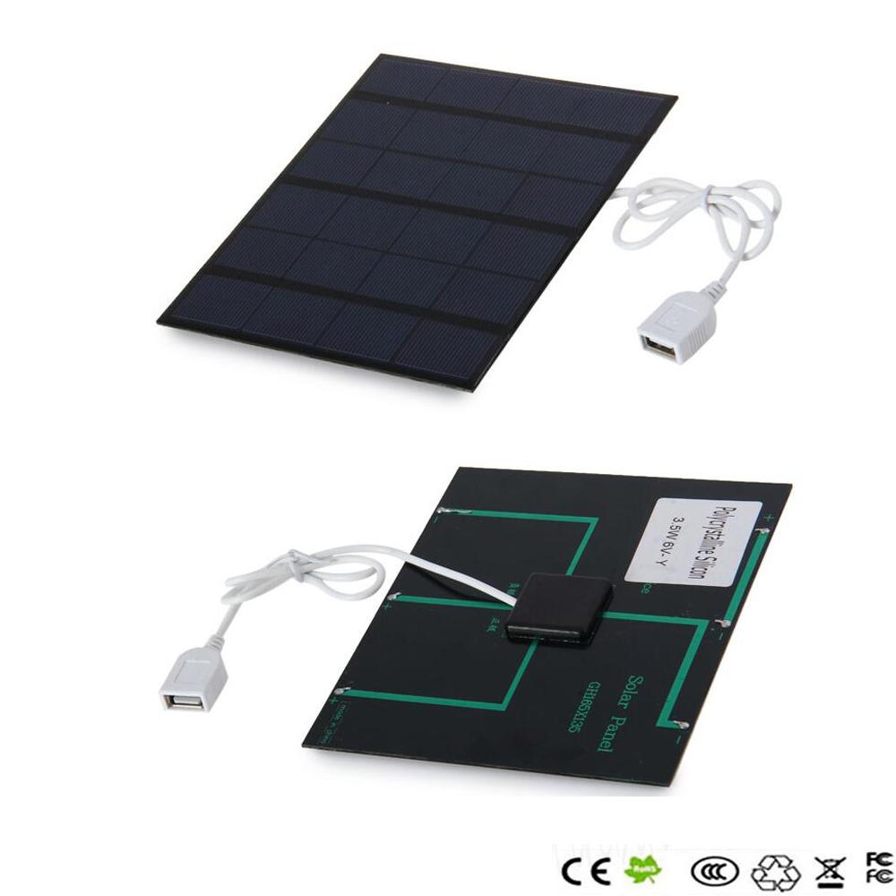 5pcs/lot 6V 0.6A 3.5W Mini Solar Panels Small Solar Power 3.6v Battery Charge Solar Led Light Solar Cell Drop(China (Mainland))