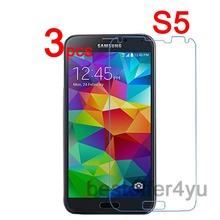 Samsung Galaxy S5 SV i9600 Anti-scratch CLEAR LCD Screen Protector Guard Film Protective + Cloth - Shen Zhen YeJingYuQin Co.,Ltd store