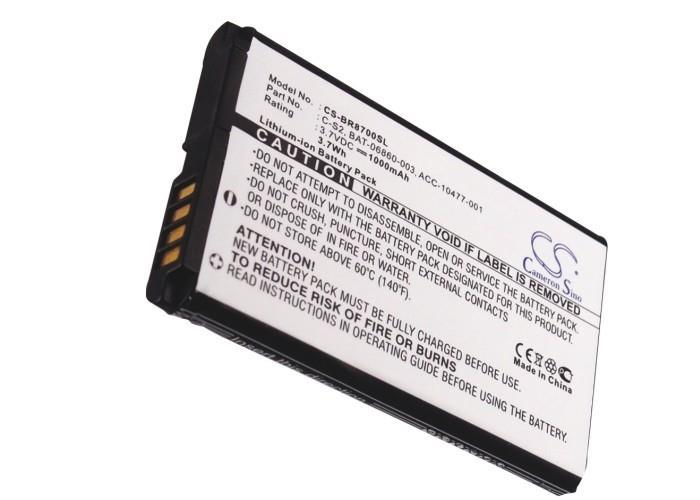 Battery For BLACKBERRY For Curve 3G, 3G 9330, 8300, 8310, 8320, 8330, 8350i, 8520, 8530, 9300, RBA42GW, RBA43GW, etc(China (Mainland))