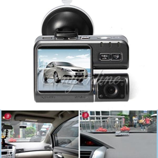 Автомобильный видеорегистратор NO X 2 140 2.0 TFT HD 1080 P IR g DVR + 120