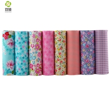 Buy Twill Cotton Fabric Patchwork Floral Tissue Cloth Handmade DIY Quilting Sewing Baby&Children Sheets Dress 40*50cm 8pcs/lot for $8.06 in AliExpress store