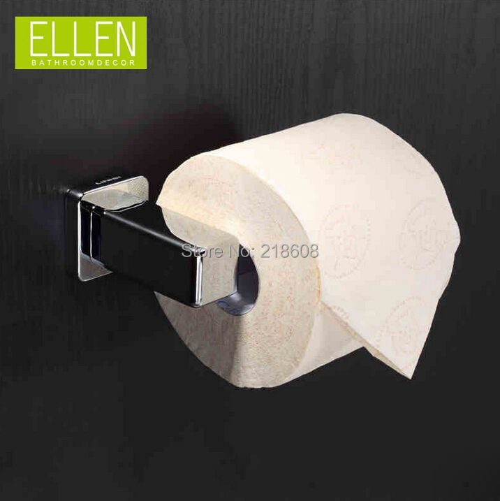 Toilet paper holder in the bathroom toilet roll holder for paper towel square bathroom accessories(China (Mainland))