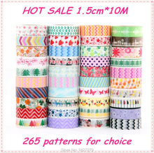 32 Patterns TOP Best Selling  for Decorative Adhesive Paper Tape and Flower Designs Japanese Washi Tape Wholesale
