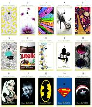 retail 15designs despicable me Eiffiel Towel superman hybrid white hard mobile phone bags & cases for Nokia XL free shipping