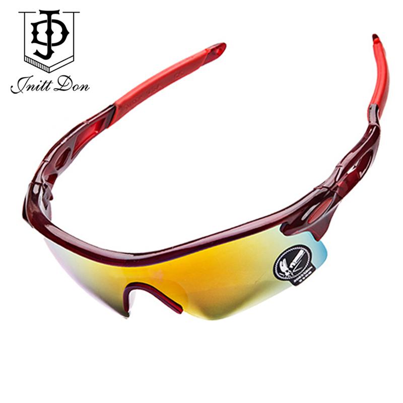 Free shipping Men Cycling glasses UV400 outdoor sports windproof eyewear mountain bike bicycle motorcycle glasses sunglasses(China (Mainland))