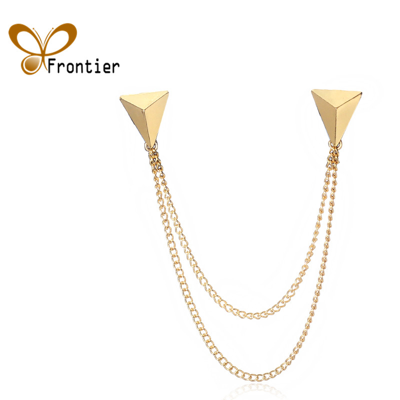 2016 Fashion Punk Collar Chain Necklaces Charms Women F4 - Frontier Jewelry store