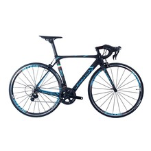 22 Speed Carbon Frame Bike Aluminium Alloy Rim 700C Road Complete Racing Bike(China (Mainland))