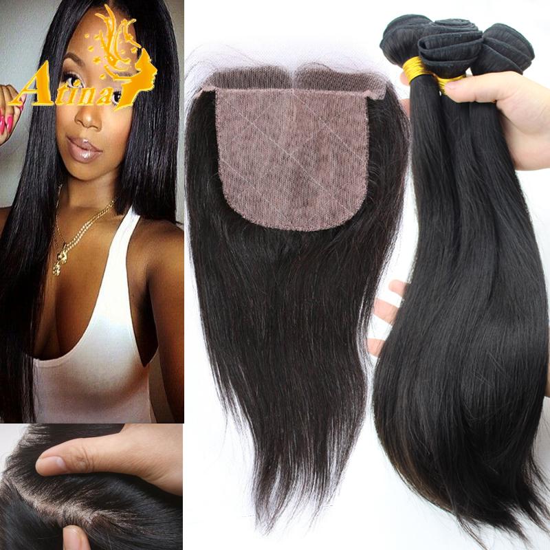 Hair Closure Bonded Weave 109