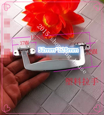 Plastic handle toolbox handles cabinet accessories box accessories aluminum box pull(China (Mainland))