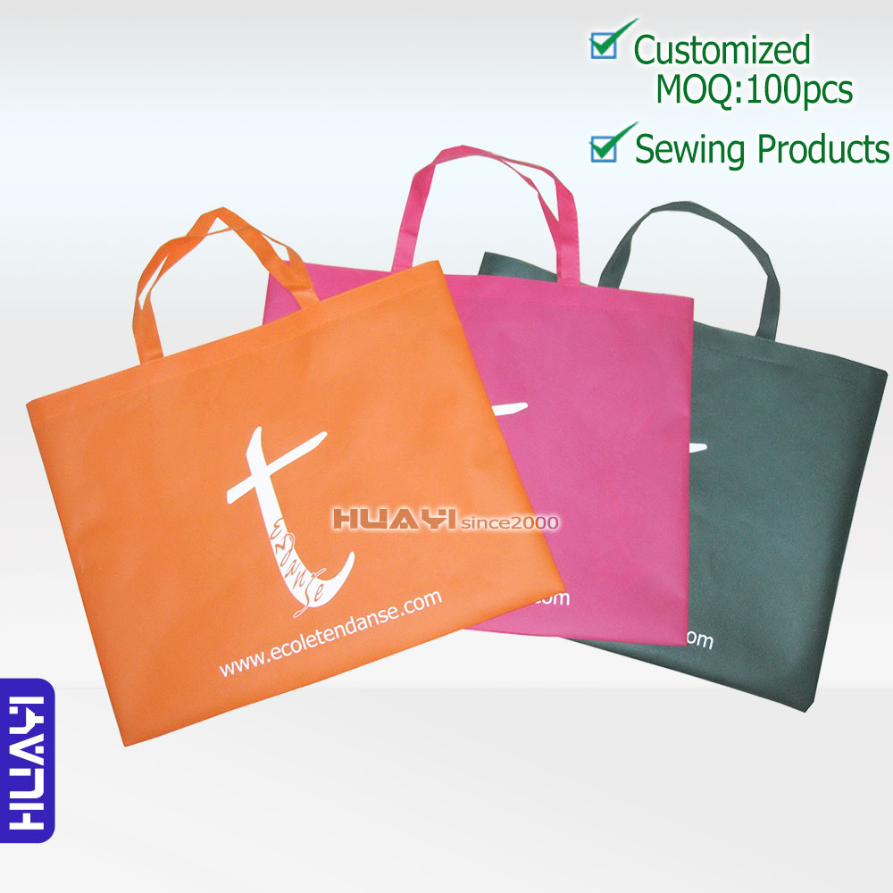 mix color/ non woven bags reusable shopping bags promotional gifts bags in stock and accept customized with shipping free(China (Mainland))
