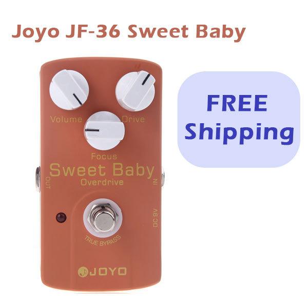 Joyo JF-36 Sweet Baby Effect Pedal