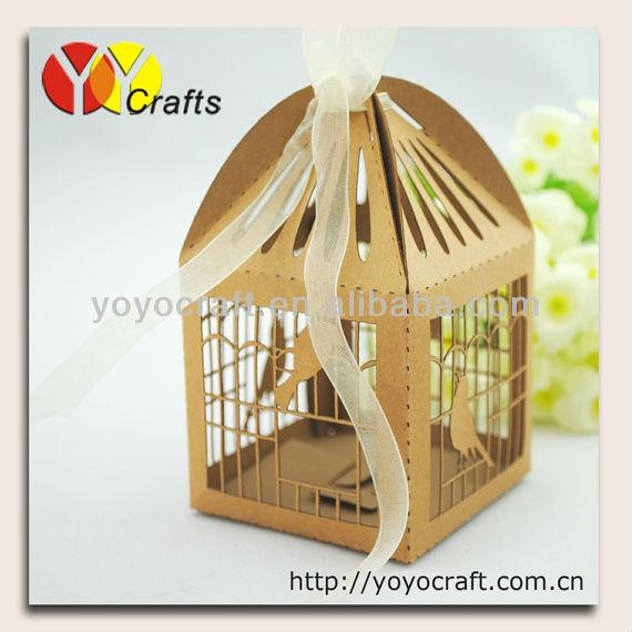 """2015 China manufaturer personalized cheap """"bird shape"""" wedding cake boxed for wedding(China (Mainland))"""