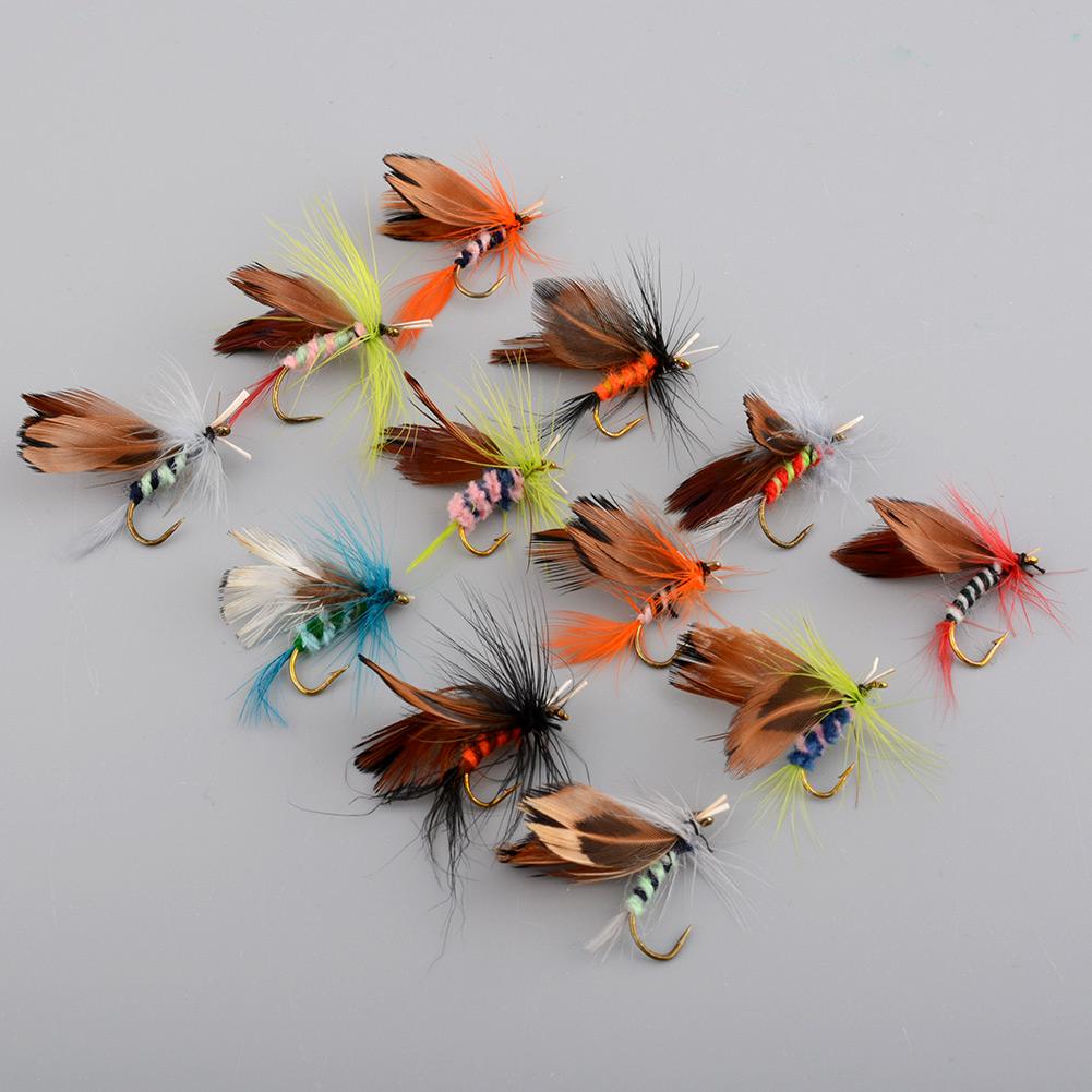 мухи рыболовные приманки
