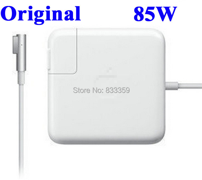 ! New Original Macbook Pro Magsafe Charger 85W A1343 AC Adapter Power Supply 15-inch A1286 17-inch A1297 L Type - Laptop Spares Home store