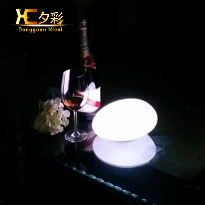 Led Table Lamps Lighting Changeable Decorative Night