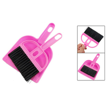 """GSFY Wholesale New 7.5cm/2.95"""" Office Home Car Cleaning Mini Whisk Broom Dustpan Set(China (Mainland))"""