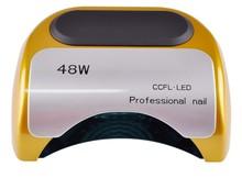 Lampara LED manicura 48W secador de uñas de gel