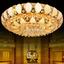 manufactory New Arrival K9 Crystal Chandelier Pendant Lamp Luxury Crystal Ceiling Light Fixture  Lusters in Stock free ship(China (Mainland))