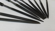Envío gratis 4 * 160 needles archivos lima de acero vieron archivos 10 unids = 1 lote mejor calidad