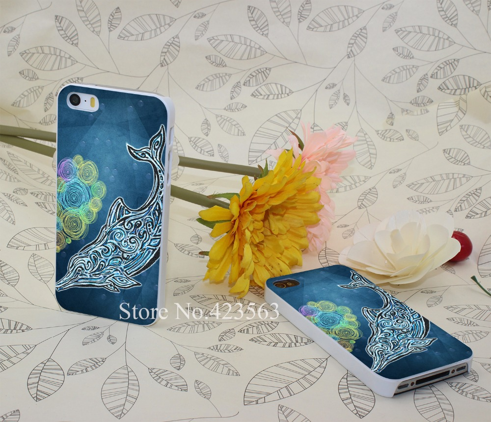 love taiwan pink dolphin hellip Hard White Skin Case Cover for iPhone 4 4s 5 5s 5g(China (Mainland))