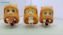 Buy HHIHHA 3pcs/set GSC Nendoroid BO 3Style Japanese Anime Figure Cute Nendoroid Doma Umaru Action figure Model collection Toy 10cm for $22.85 in AliExpress store