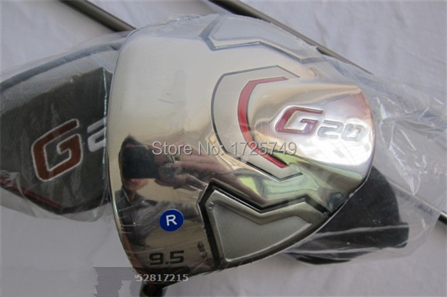 "G20 Driver G20 Golf Driver Left Hand Golf Clubs Loft 9.5""/10.5"" Graphite Shaft Regular/Stiff Flex With Cover&Adjusting Tool(China (Mainland))"