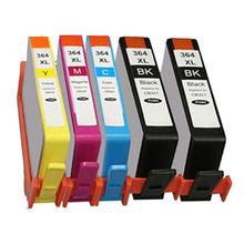 5 Ink Cartridge HP 364XL Photosmart 5510 5515 5520 5524 6510 7510 7520