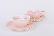 Free shipping European /English style  ceramic coffee set cup