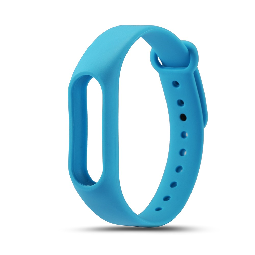 image for New Arrival Silicone Wrist Strap Bracelet Replacement Strap For Xiaomi