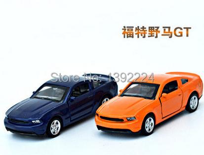 1:64 Ford mustang GT Alloy car models(China (Mainland))