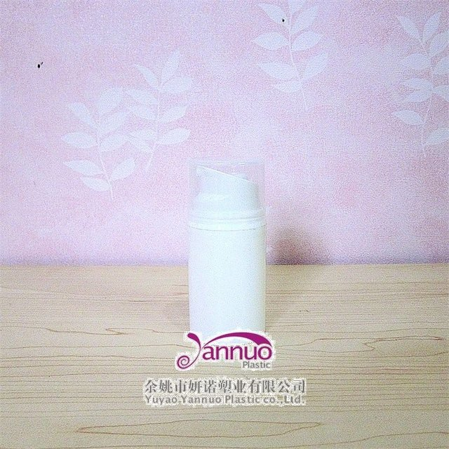 50ml pp airless bottle,cosmetic lotion bottle