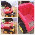 3 Style Beach Car Truck Model Inertial Plastic Bulldozer Excavator For Children Toys Dump Truck Christmas