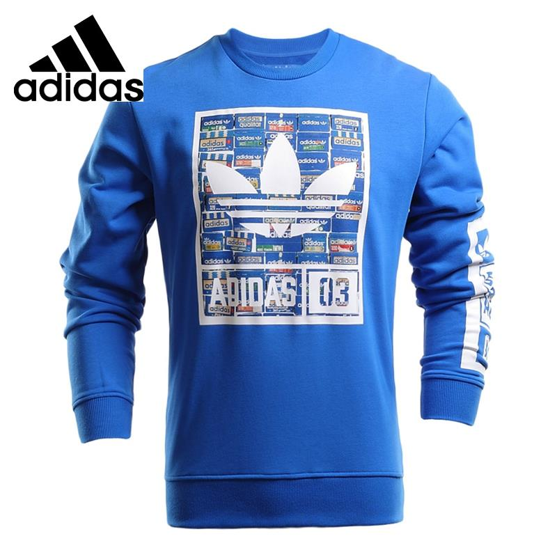 New Arrival 2016 Adidas Originals Mens Pullover Jerseys Sportswear free shipping<br><br>Aliexpress