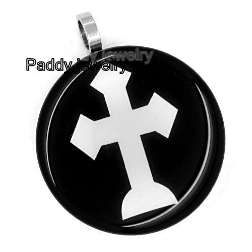 ! Fashion Cross anchored Stainless Steel Pendant Jewelry nd3 - Paddy jewelry store