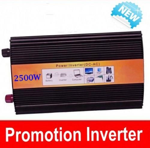 Hot Sale solar inverter 2500w pure sine wave off grid tie inverters dc 12v24v24V input to ac 220v output<br>
