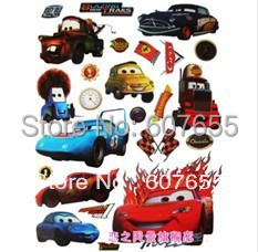 XL-005 Boy's Bedroom 50x70cm Pixar CARS Wall Stickers Kids/Nursery Room Art Decal Decor wall sticker