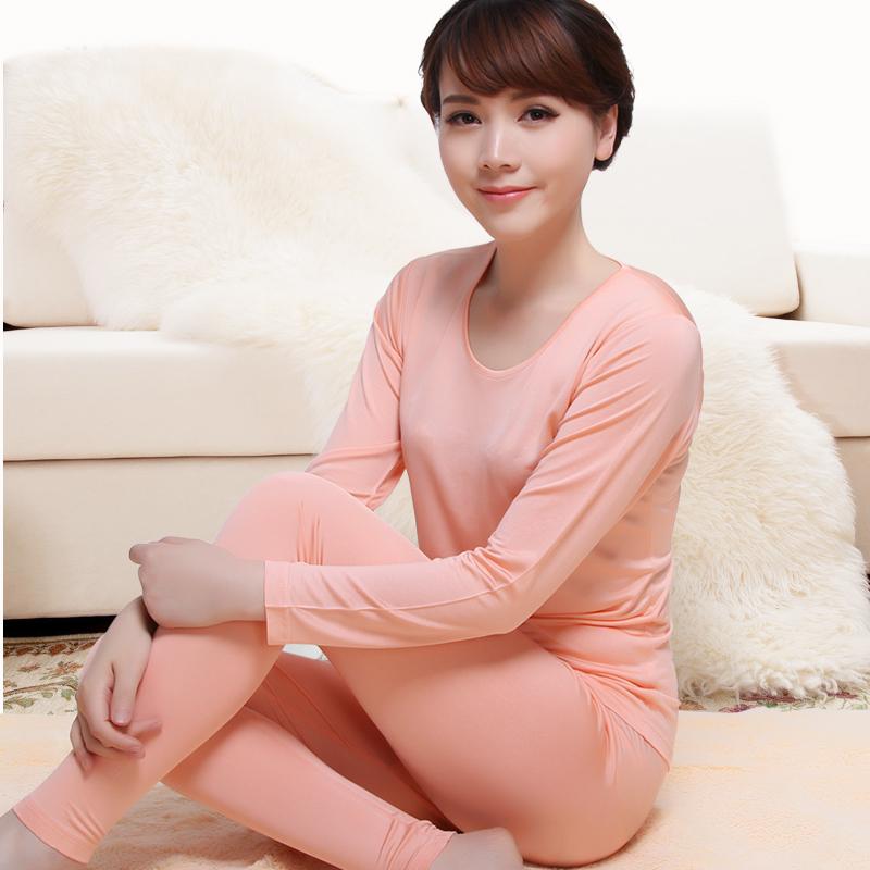 Ladies Silk Long Underwear Promotion-Shop for Promotional Ladies ...