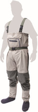Manufacturers selling outdoor breathable pant strap rubber waterproof Jumpsuit fishing pants(China (Mainland))