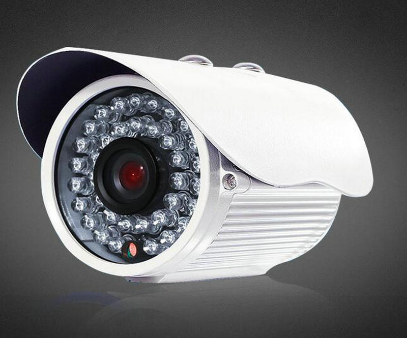 3.6/4/6/8/12/16mm lens CCTV Camera Hot Sale Out Door 1200 TV Line Waterproof IR Security Surveillance Bullet Video Camera J611b(China (Mainland))