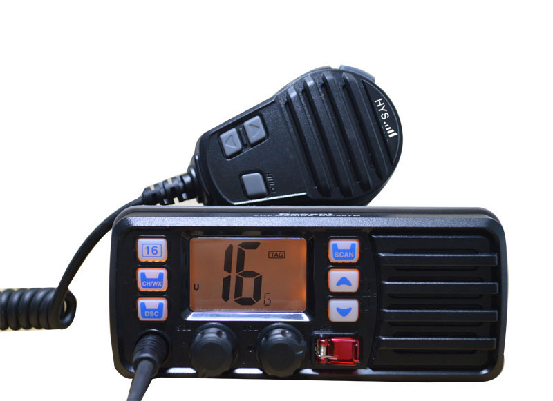 Cheap IP-X7 Waterproof VHF 156-163Mhz Marine vhf transceiver mobile ham radio TC-507M(China (Mainland))
