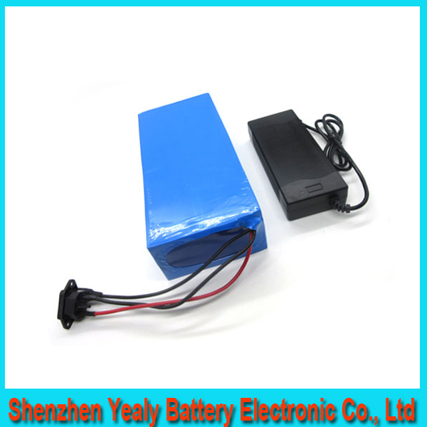700w 48V 12AH Li-ion Battery with BMS and Charger Ebike Bike Electric Bicycle Battery For Electric Scooter For Samsung cell(China (Mainland))